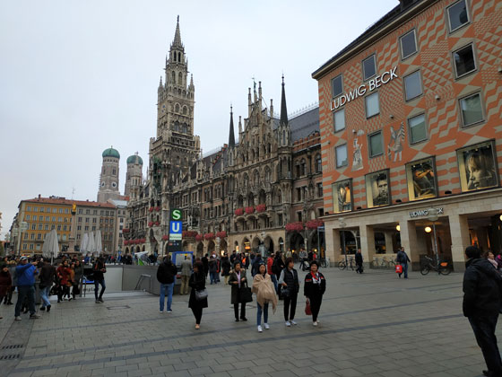 Ruta por Austria (Munich)