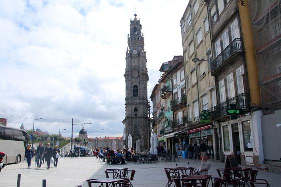 Iglesia y Torre de los Clérigos (La Torre)