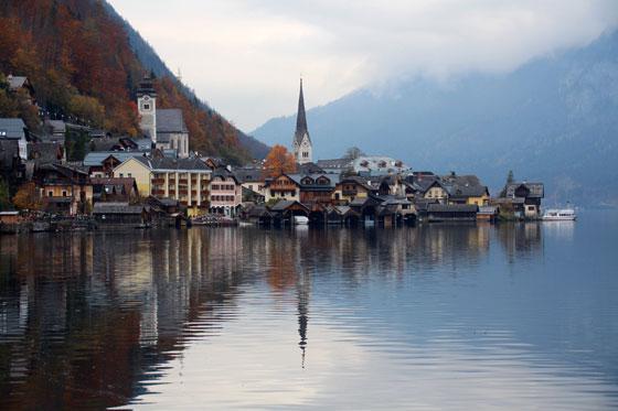 Ruta por Austria ... Hallstatt