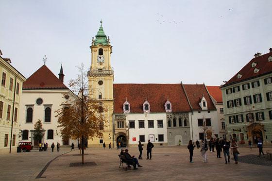 Bratislava centro