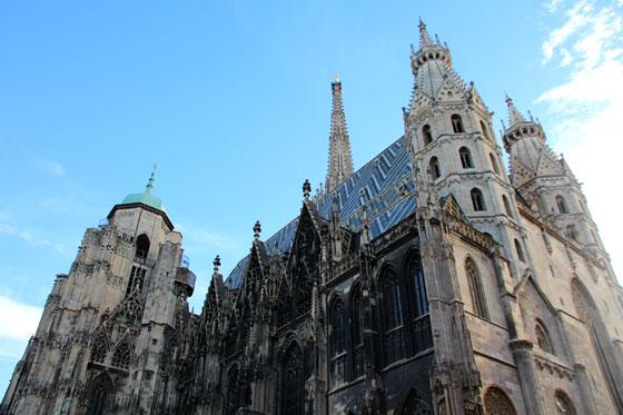 Catedral de Viena , una maravilla histórica