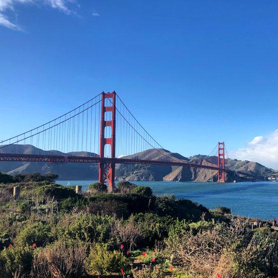 Golden Gate , que ver en San Francisco