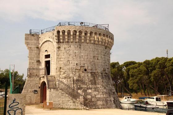 Torre de San Marcos en Trogir