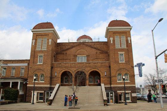 Iglesia de la calle 16 de Birmingham , Alabama