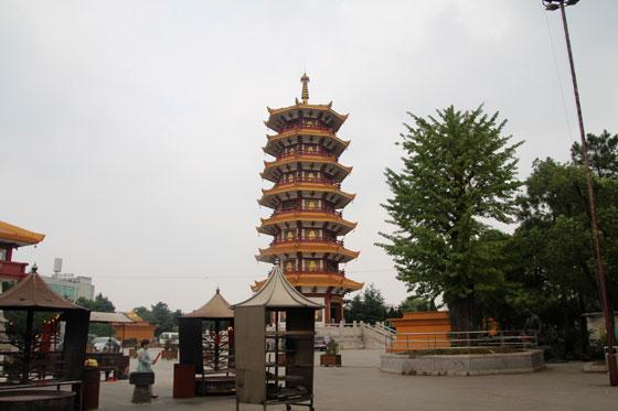 Templo de Qibao