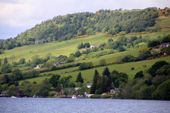 Lago Ness ,