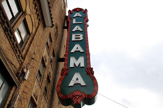 Teatro Alabama en Birmingham