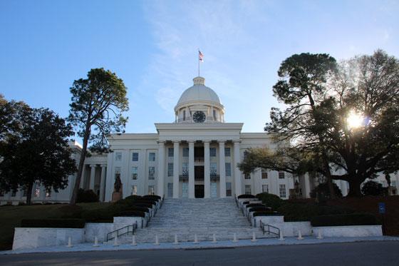 Capitolio de Alabama