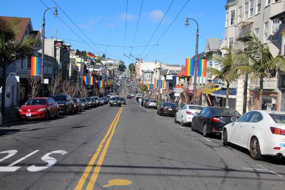 Calles de El Castro