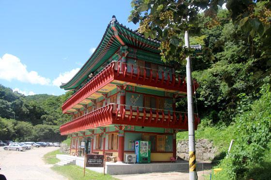 Templo Golgulsa que ver en Gyeongju