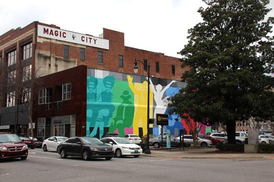 Magic City , Birmingham