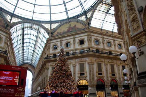 Galería de Vittorio Emanuele II , joy a de Milán