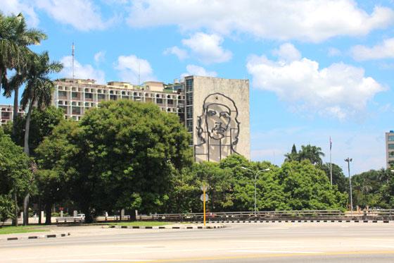 emblema de la Revolución , El Che