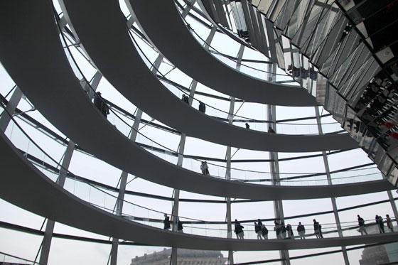 reichstag , en el Bundestag