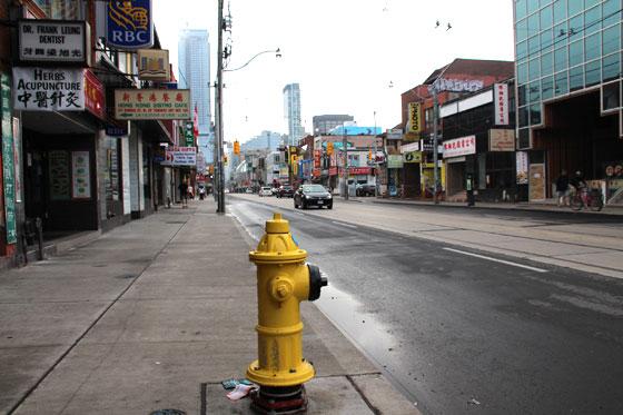 Chinatown , Toronto