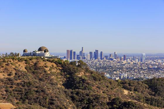 Los Ángeles con niños