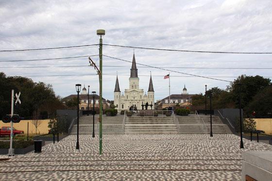 Catedral de Nueva Orleans