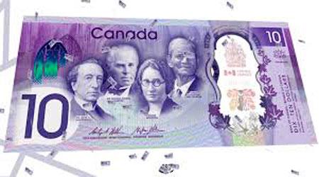 canadá moneda y cambio
