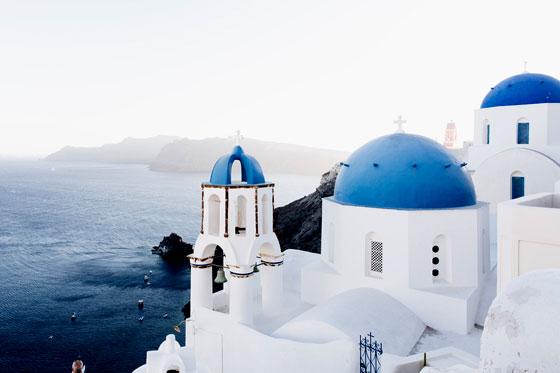 Grecia , un lugar único