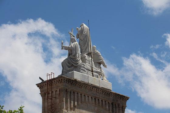 Necrópolis de Cristobal Colón