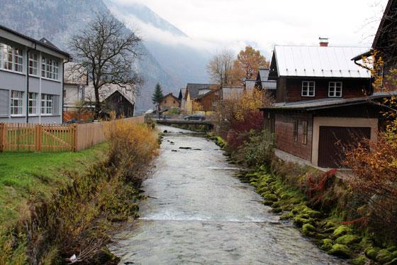 Canal de Hallstatt