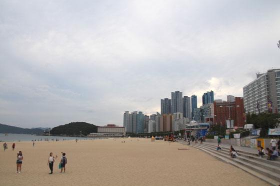 Haeundae beach , Que ver y hacer en Busan
