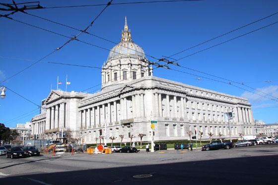 City hall , que ver en San Francisco