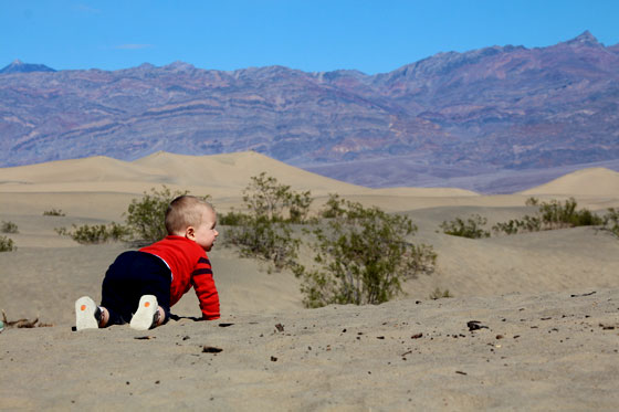 Desierto del Death Valley