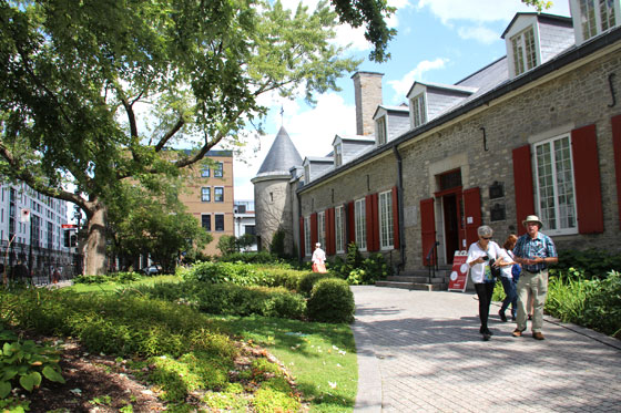 Vieux Montreal museo