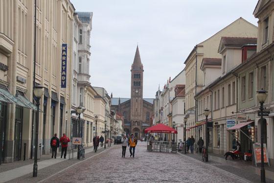 Potsdam, una ciduad lleba de histiera