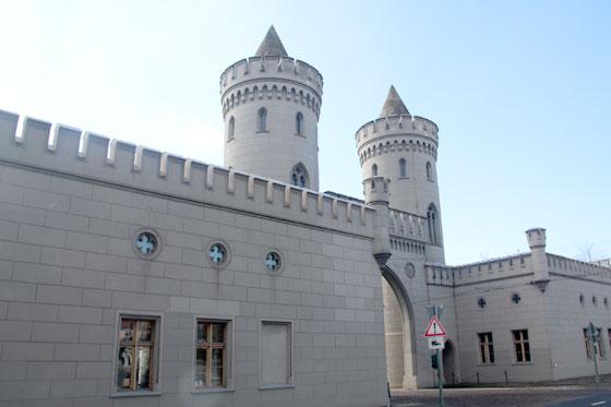 Puerta de las antiguas murallas
