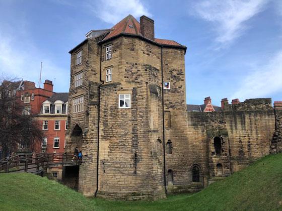 Castillo de Newcastle