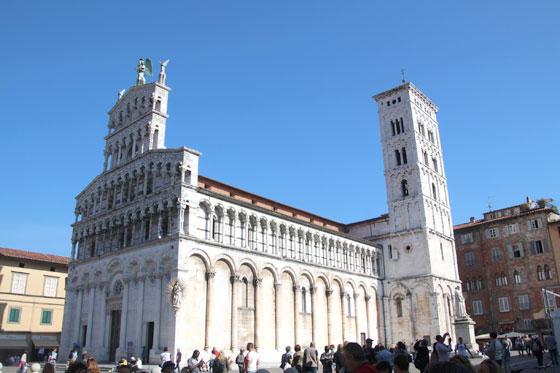 El Duomo o Catedral de Lucca