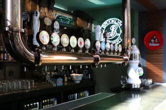 Donde beber en Liverpool ... Buena cerveza