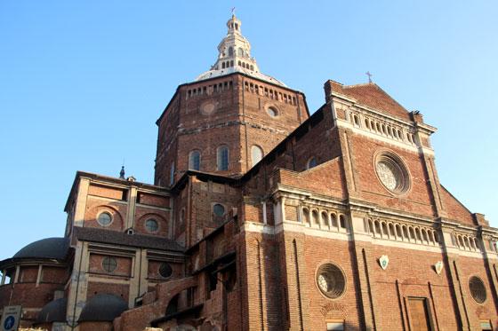Que ver y hacer en Pavia...La Catedral