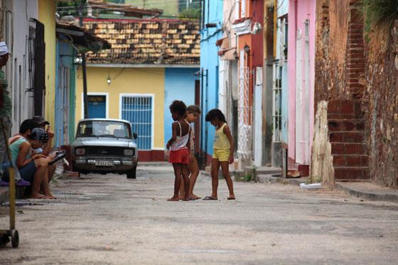 Trinidad (Cuba es , su gente y la vida en la calle)
