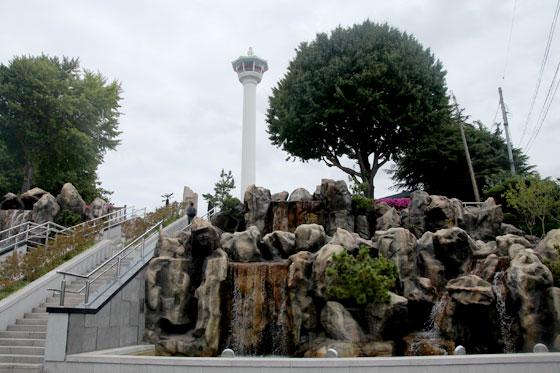 Que ver y hacer en Busan , Busan Tower