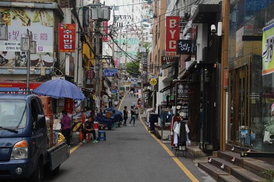 Que ver y hacer en Busan (Comprar algo en Gukje Market o sus alrededores)