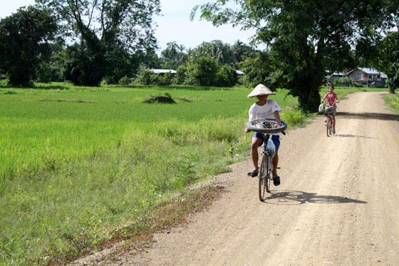 Si Phan Don , un paraíso rural