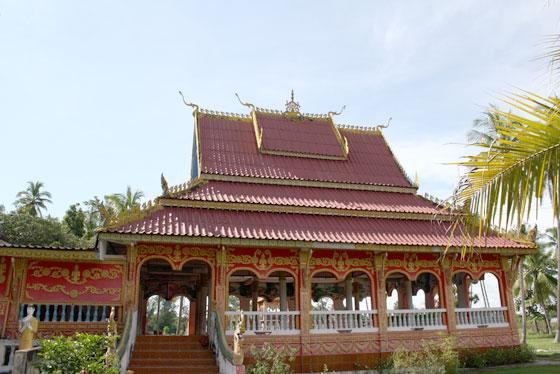 Que ver y hacer en Si Phan Don (Templos budistas)