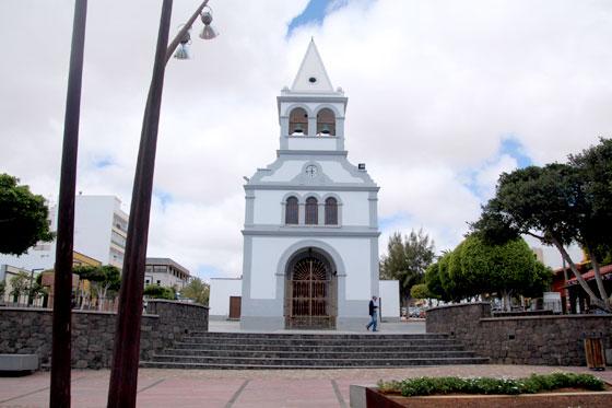 Que ver y hacer en Puerto del Rosario , Iglesia de la ciudad