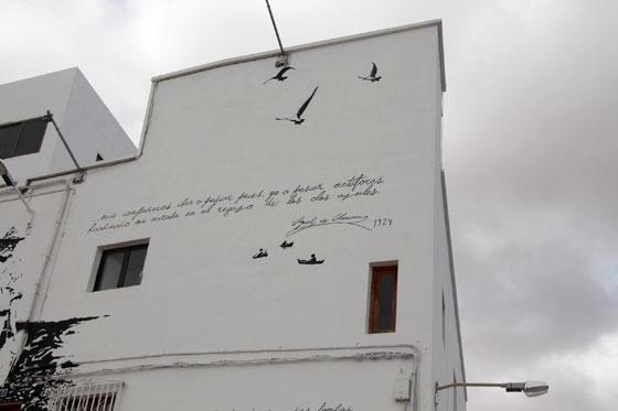 La huella de Unamuno presente en Puerto del Rosario