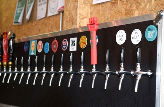 Donde beber en Liverpool , esta cervecería sirve buena birra desde 2016