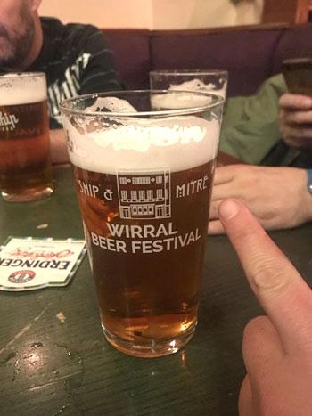 Saber donde beber en Liverpool es clave para saborear a fondo esta ciudad de Merseyside