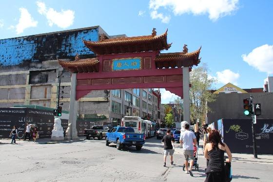 Que ver y hacer en Montreal .. Chinatown
