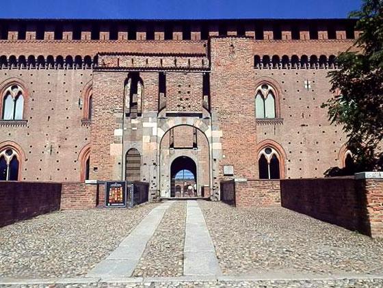 Museo cívico de Pavia
