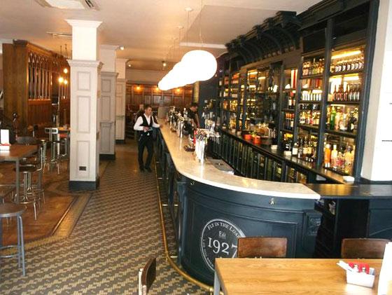 Donde beber en Liverpool , aquí sin duda!