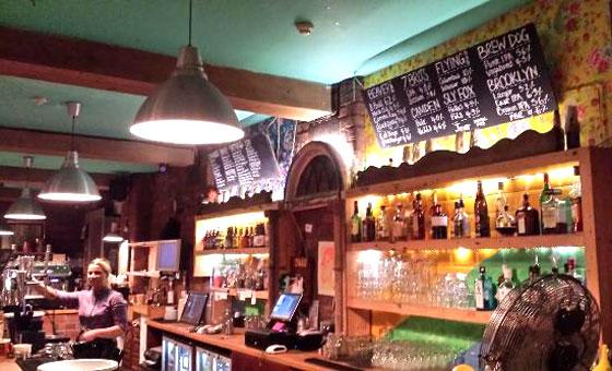 La cerveza artesana en Liverpool es una religión