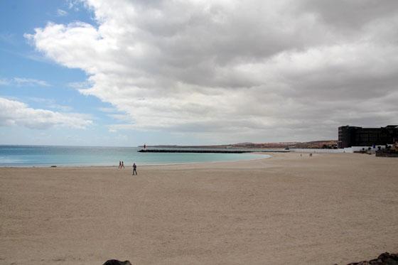Playa del Pozo Fuerteventura.La mas bonita que ver en Puerto del Rosario
