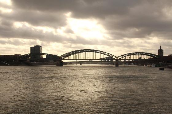 Que ver en Colonia , El Rin